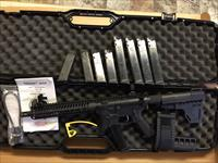 "Tresna Defense JAG9G 9mm AR Accepts Glock 9mm Magazines, 9.5"" Barrel, Free Ship, Last round hold open"