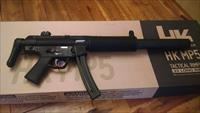 H&K MP5 Tactical .22