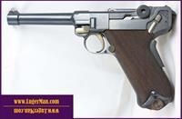 Luger 45 US Army Trial Luger 1907 Reproduction of DWM . Functions like 1906 P08 Model but in 45ACP