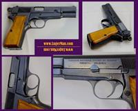 Browning Hi Power Early Post WWII in 9mm Luger