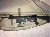 2016 FN 15 tactical carbine with free float barrel . . . new condition