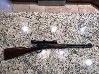 WINCHESTER 94 PRE 64 (1951) LEVER ACTION 30-30, REDFIELD 4X, IRON SIGHTS, COLLECTOR, HARD CASE