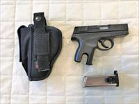S&W SEMI AUTO SW380, 6+1 CAPACITY, 6 RD MAG AND HOLSTER, LOW BIN