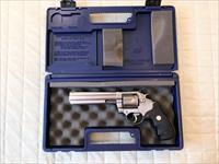 COLT KING COBRA 6IN, 357 MAGNUM, LIMITED EDITION, MATTE SS, TARGET HAMMER, 6 RD, 1998 ONE OWNER