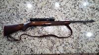 WINCHESTER 88 MFG 1956, 308 CAL, WITH SCOPE, PRE 1964. RARE RIFLE COLLECTOR GRADE