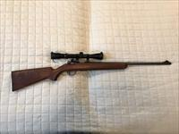 BROWNING T BOLT T 1 RARE 22LR, SIMMONS SCOPE AND SIGHTS, ONE OF FIRST 200 MADE
