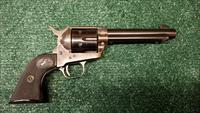 "Colt  Single Action Army .45 Long Colt Revolver 5-1/2"" 2nd Generation"