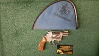 Smith & Wesson 60 .38 Special 5 Shot Chiefs Special