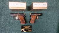 Beretta  950 EL .25 auto Consecutive Serial Numbers!!!