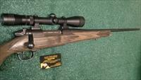 Weatherby Mark V SLS Stainless Laminate Sporter .270 Weatherby Magnum with Redfield 3X9 Illuminator Widefield Scope