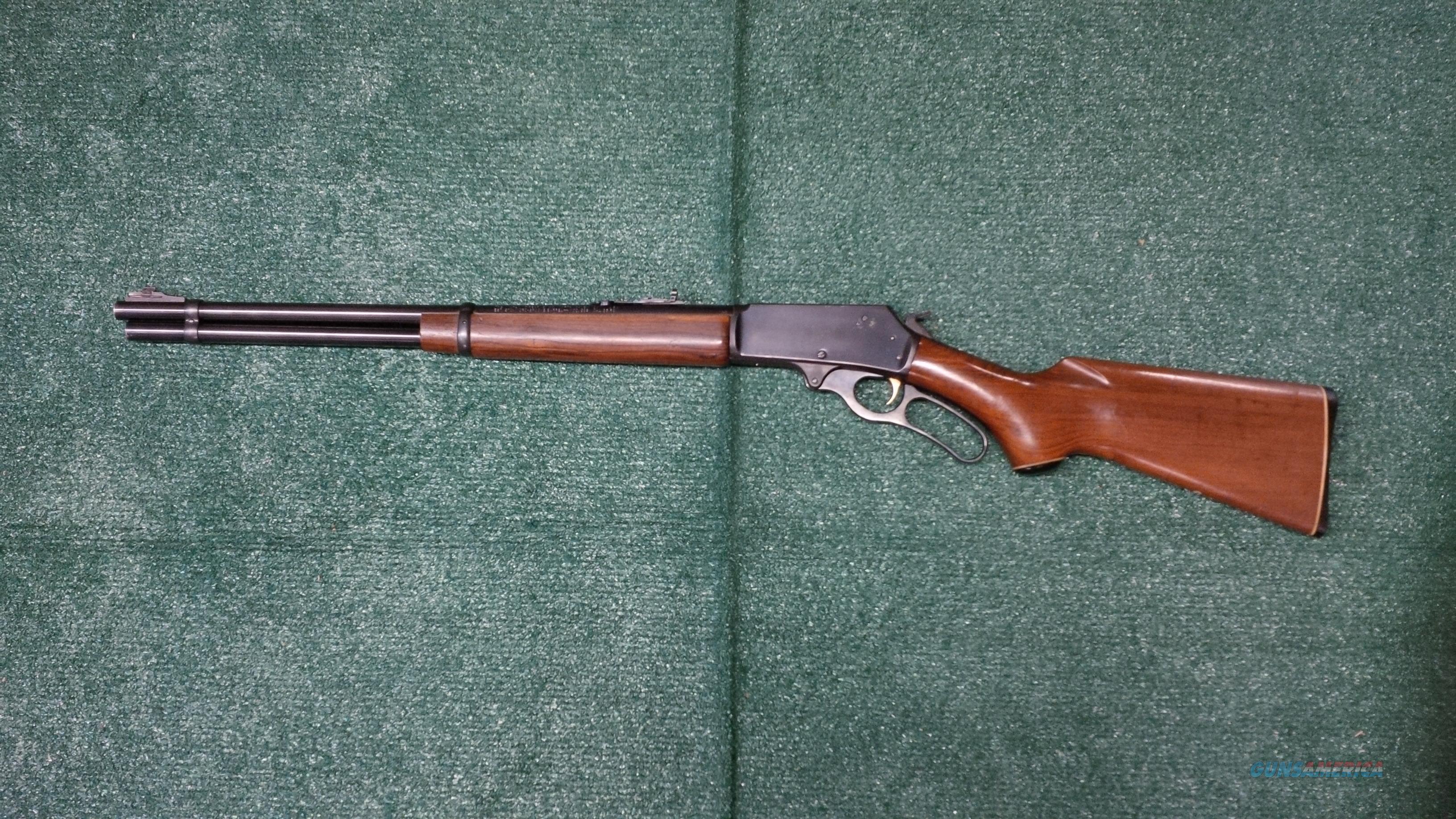 """1966 Marlin Model 336RC 336 35 Rem 20"""" JM Exc C... for sale"""