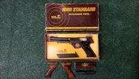 High Standard Supermatic S-101 .22lr Pistol PRICE REDUCED!!!