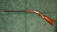 Iver Johnson Hercules Grade 12 gauge SxS shotgun