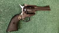 Ruger FLAT TOP!!! Blackhawk .357 Magnum 3 Screw Single Action Revolver