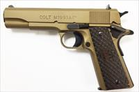 Limited Edition, Colt 1991 Government, 45ACP, Burnt Bronze NEW