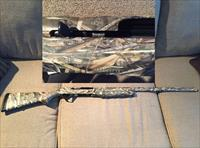 "Super Black Eagle II Max 5 Camo 28"" barrel , Shot less than 100 times (one weekend of dove hunting)"