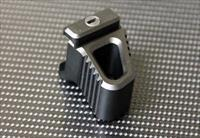 MECHFORCE TACTICAL STYLE ALUMINUM HAND STOP FOR PICATINNY RAIL