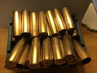Brass shot gun shells