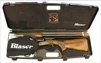 """NEW"" Blaser F-16 Custom 12,20,28,410 Gauge Briley Tube Set w/Negrini Case and Chokes"