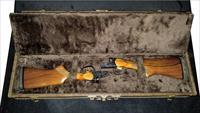 Like New Baikal Russian Side by Side 20/28 Gauge 2 gun set w/Case