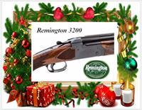 Remington 3200 28 Inch Skt/Clays excellent shape w/New Finish Stock