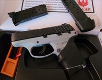 New, never fired Ruger EC9s 9mm with extras
