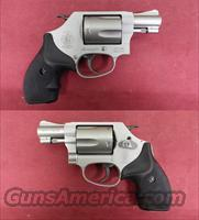 Smith & Wesson Model 637-2 .38 Spl +P *MUST CALL*