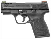Smith & Wesson M&P Shield Ported .45ACP