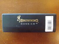 Browning Boss-CR muzzle attachment/accessory no muzzle brake size R720AS