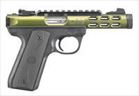 Ruger 22/45 Lite Green Anodized
