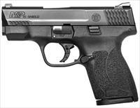 Smith & Wesson M&P Shield .45ACP No Thumb Safety