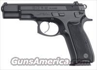 CZ 75BD 9mm *MUST CALL*