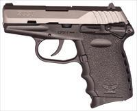 SCCY Industries CPX-1-TT 9mm