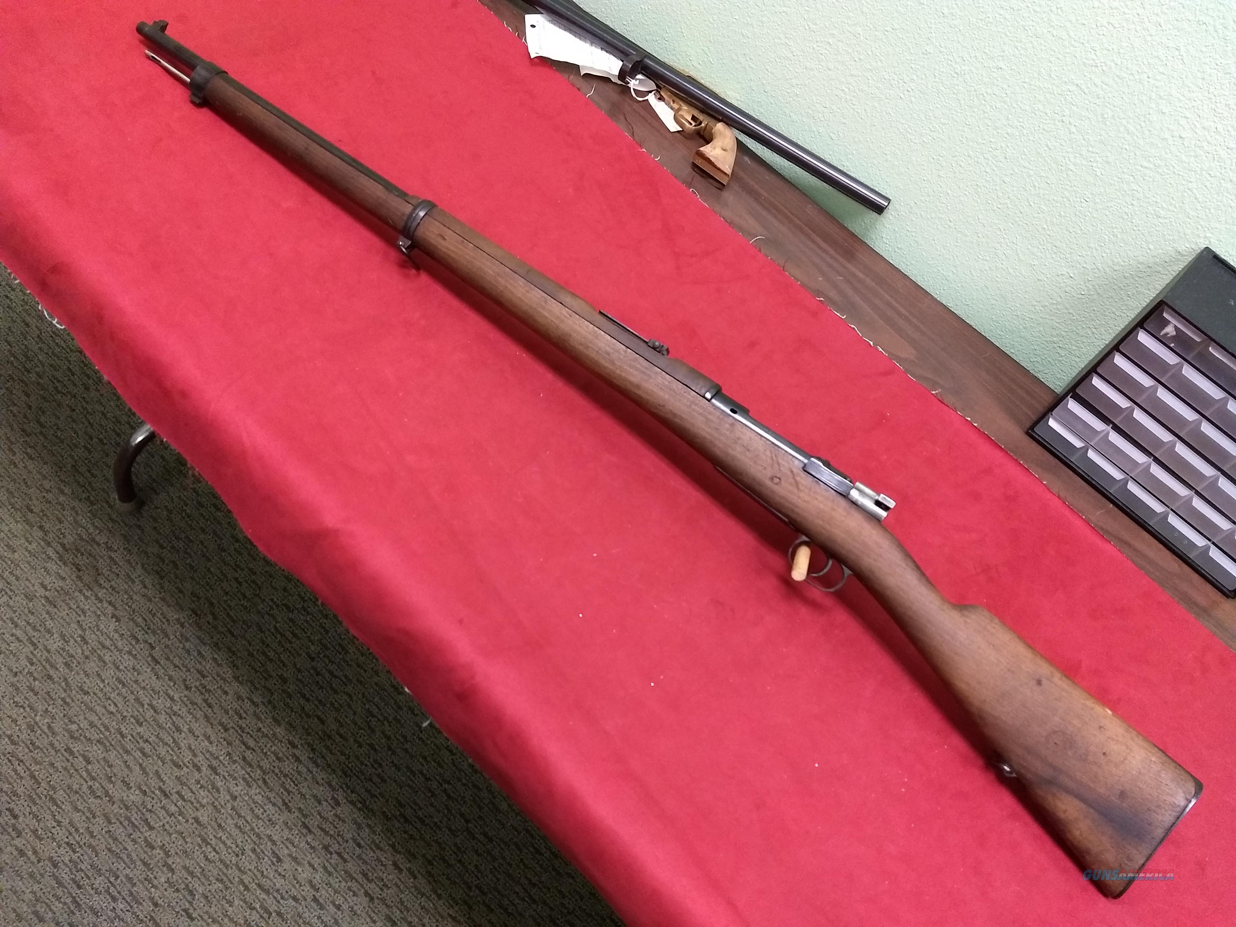 Spanish Mauser Caliber