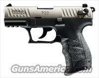 Walther P22 .22LR  *MUST CALL*