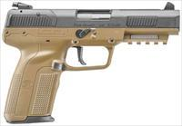 FNH Five-Seven  Flat Dark Earth