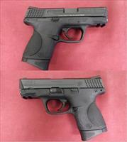 Smith & Wesson M&P9 compact 9mm
