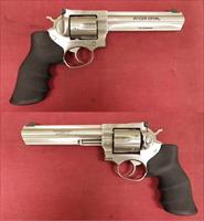 Ruger GP100 .357 Magnum *MUST CALL*