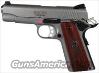 Ruger SR1911 .45ACP CMD *MUST CALL*