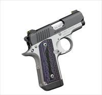 Kimber Micro Carry Advocate Purple .380ACP