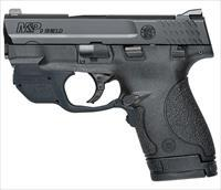 Smith & Wesson M&P 9 w/CT Green Laserguard