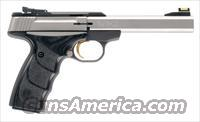 Browning Buckmark UDX .22LR  *MUST CALL*