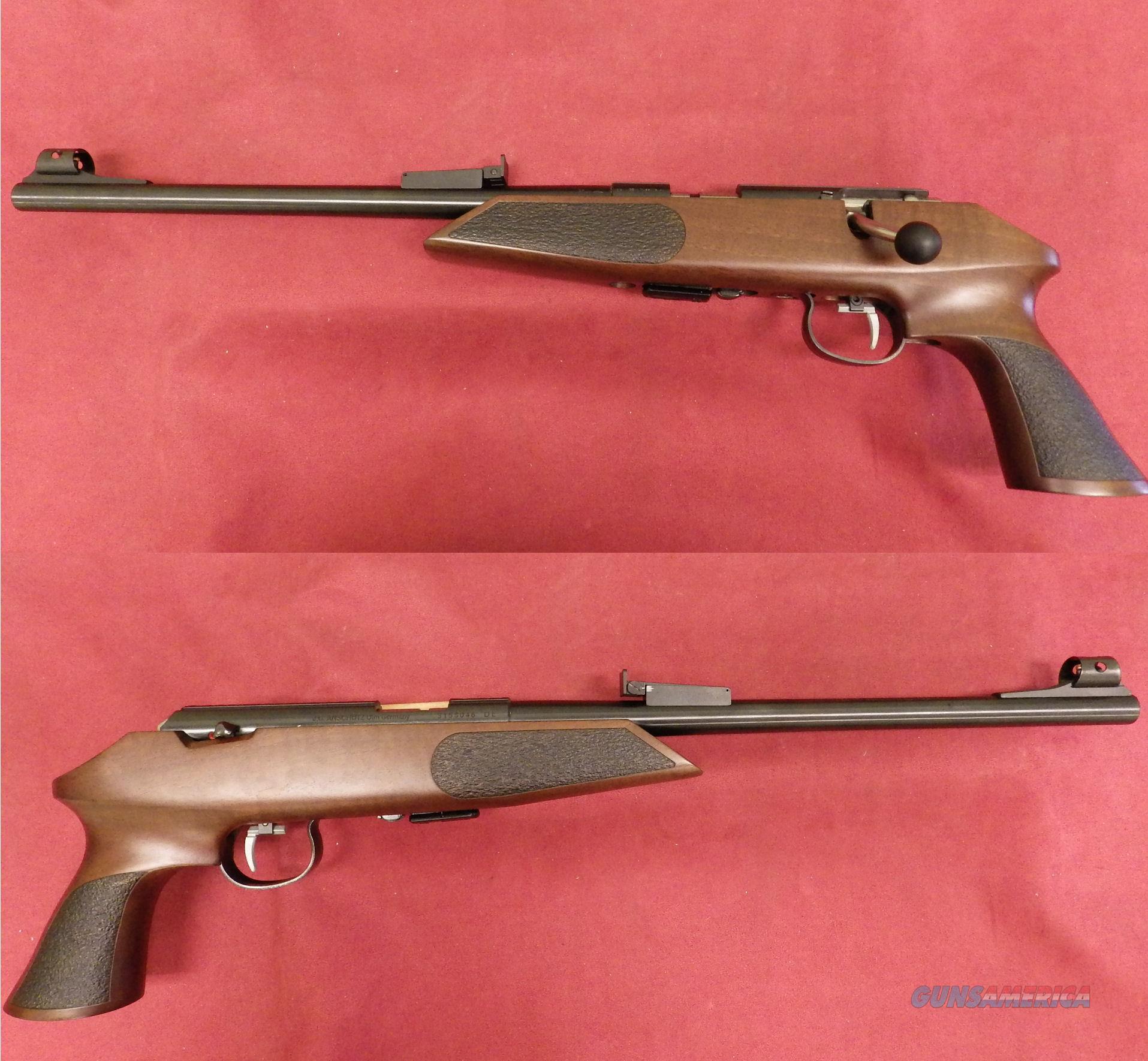Anschutz 1416 P KV, .22Long Rifle Guns > Pistols > Anschutz Pistols