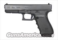 Glock 21 Gen4 .45 Auto  *MUST CALL*