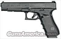 Glock Gen4 Model 35 40 S&W *MUST CALL*