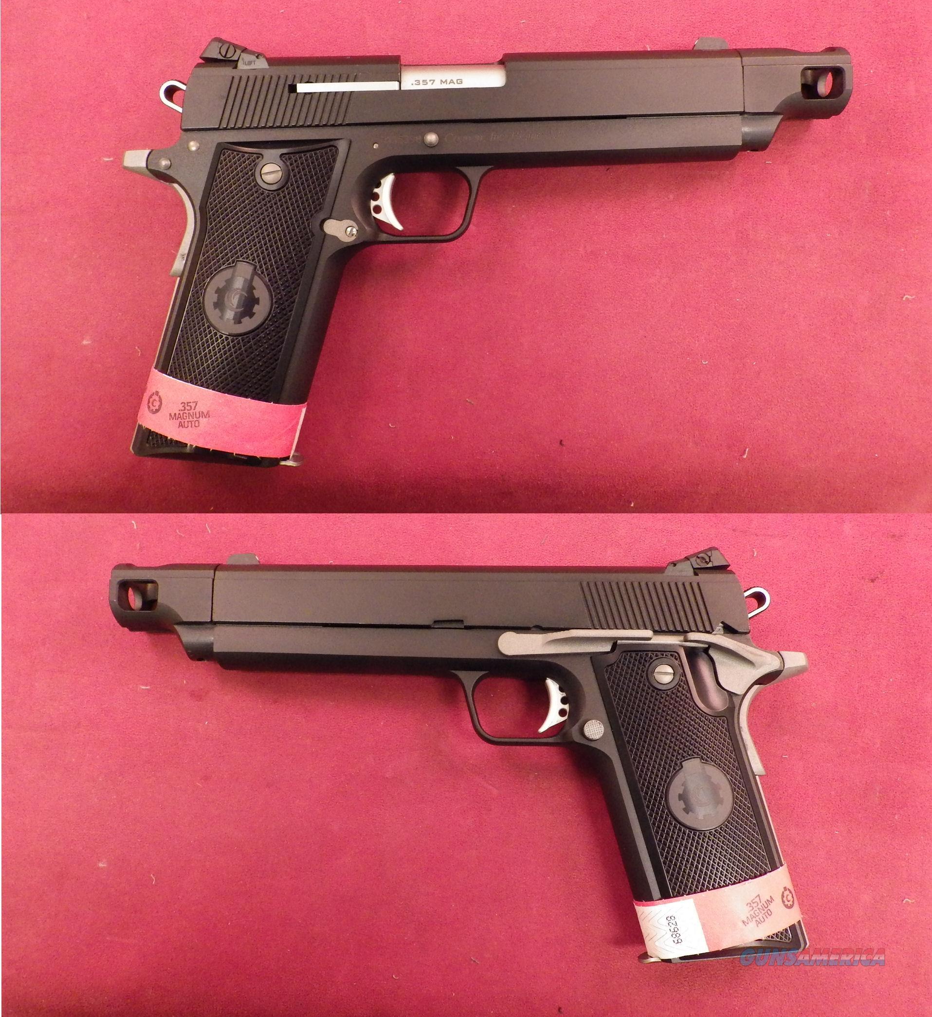 Coonan Classic Black Duro Coated w/compensator  357 Magnum