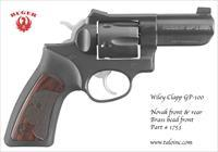 Ruger Wiley Clapp GP100 .357 Mag