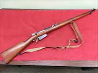 1891 Argentine Mauser, 7.65x53mm, All Matching, Very Clean!