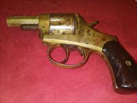 British Bulldog Revolver, Previously Owned, Inoperable