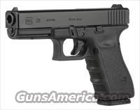 Glock Mdl 20 Gen 4 10mm  *MUST CALL*